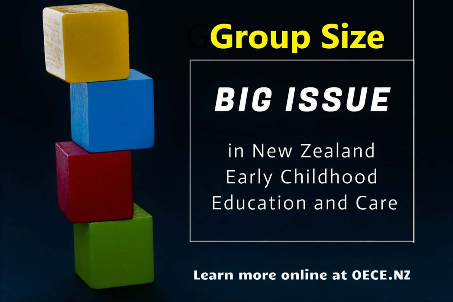 Group Size is a big issue