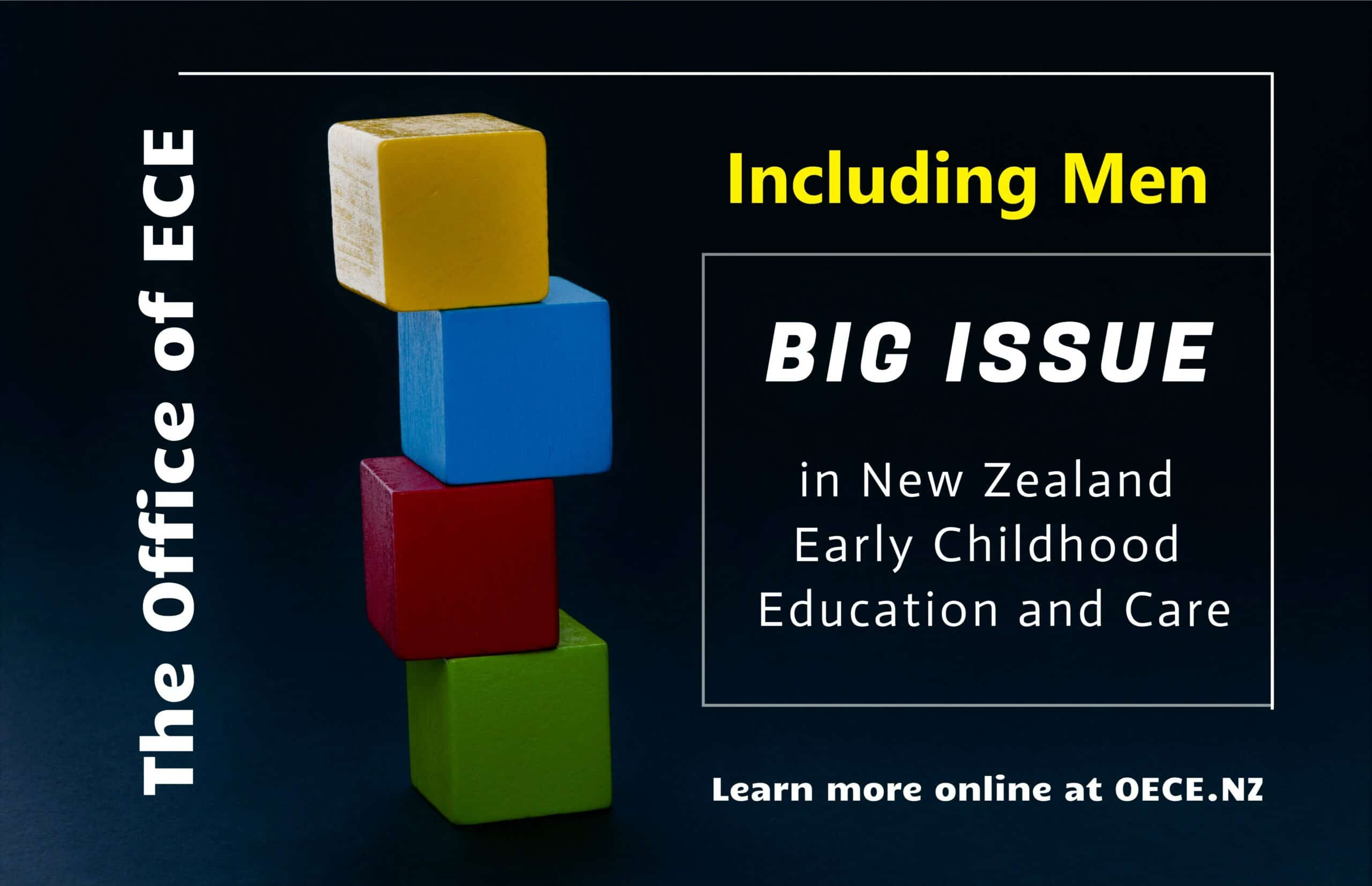 Men in early childhood teaching