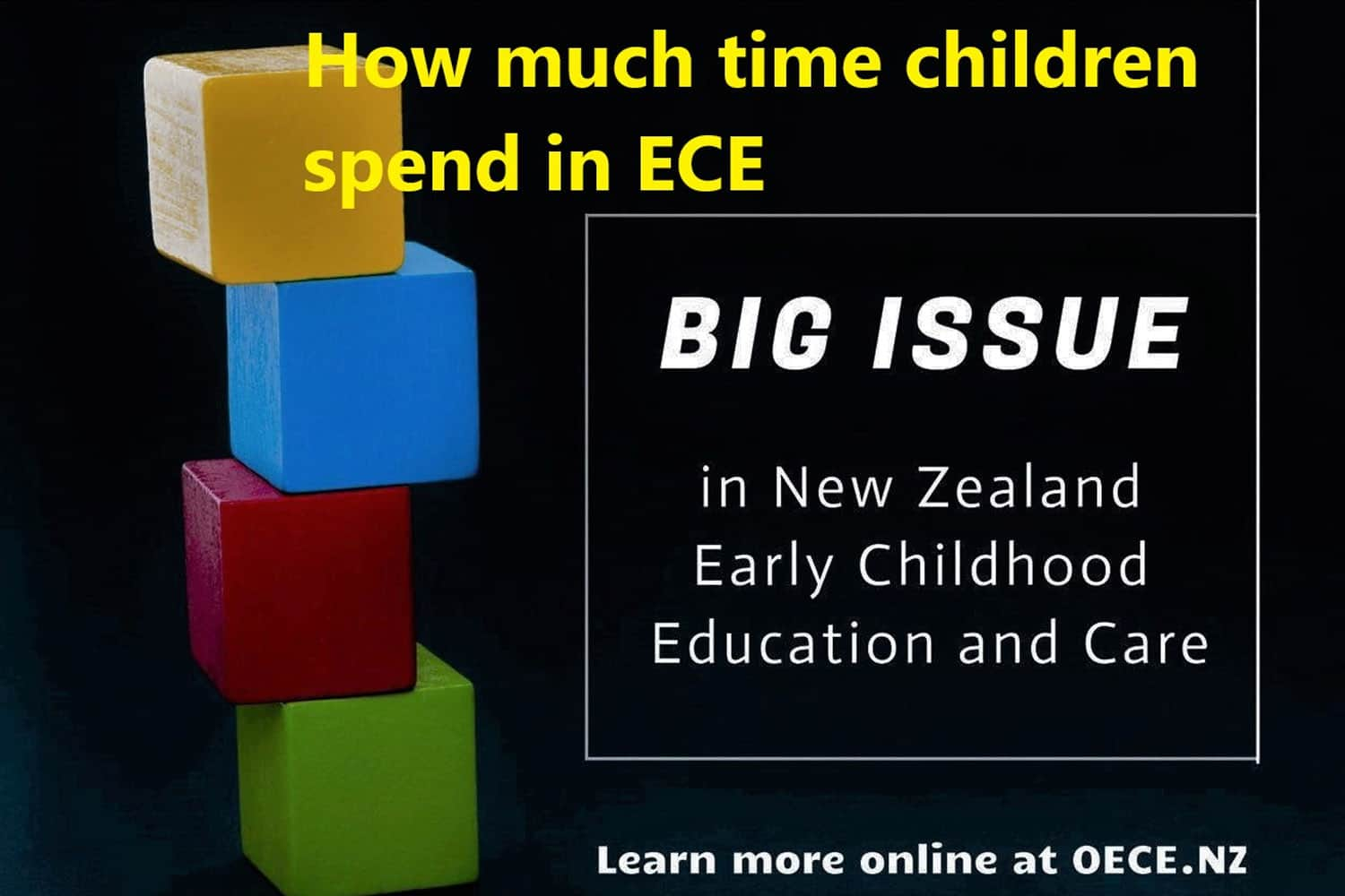 Participation in ECE and Parental Care