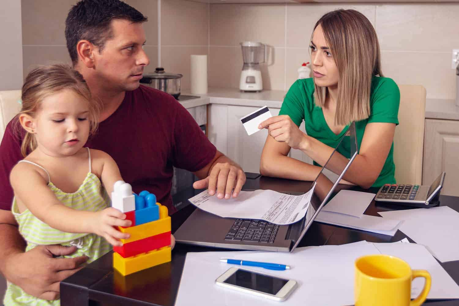 Parents or Early Childhood Teachers with money worries NZ.