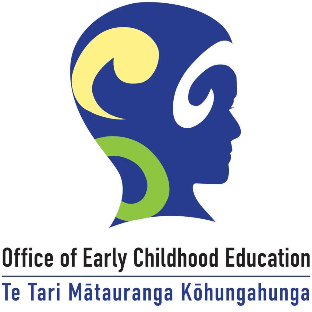 OECE The Office of Early Childhood Education (OECE) in NZ logo