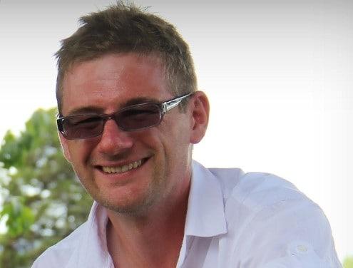 Robert Barlow, NZ, Winner of a Men in ECE Invitation Award