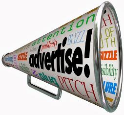 advertising promotion symbol