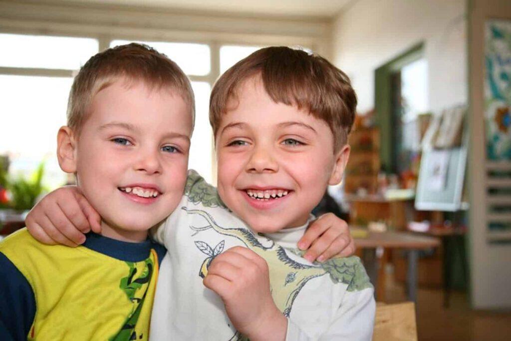 boys play friends achievement