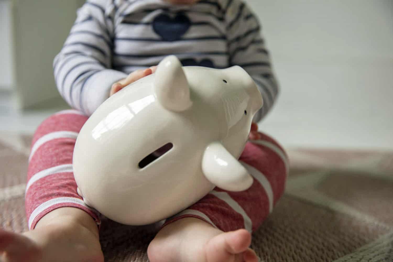 money coins child