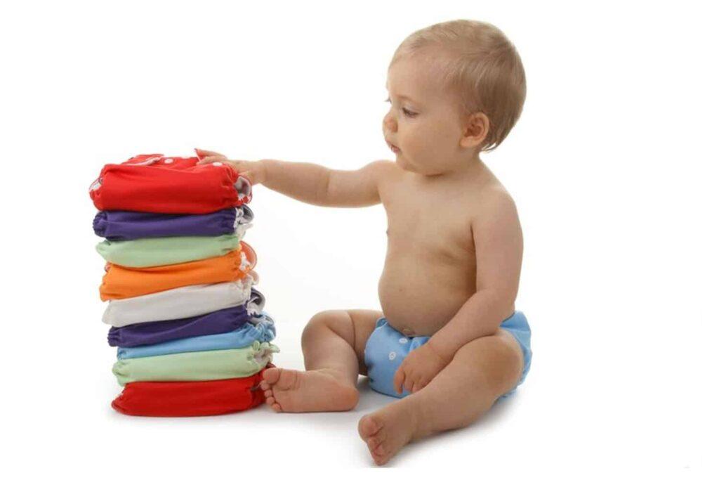 nappy cloth baby