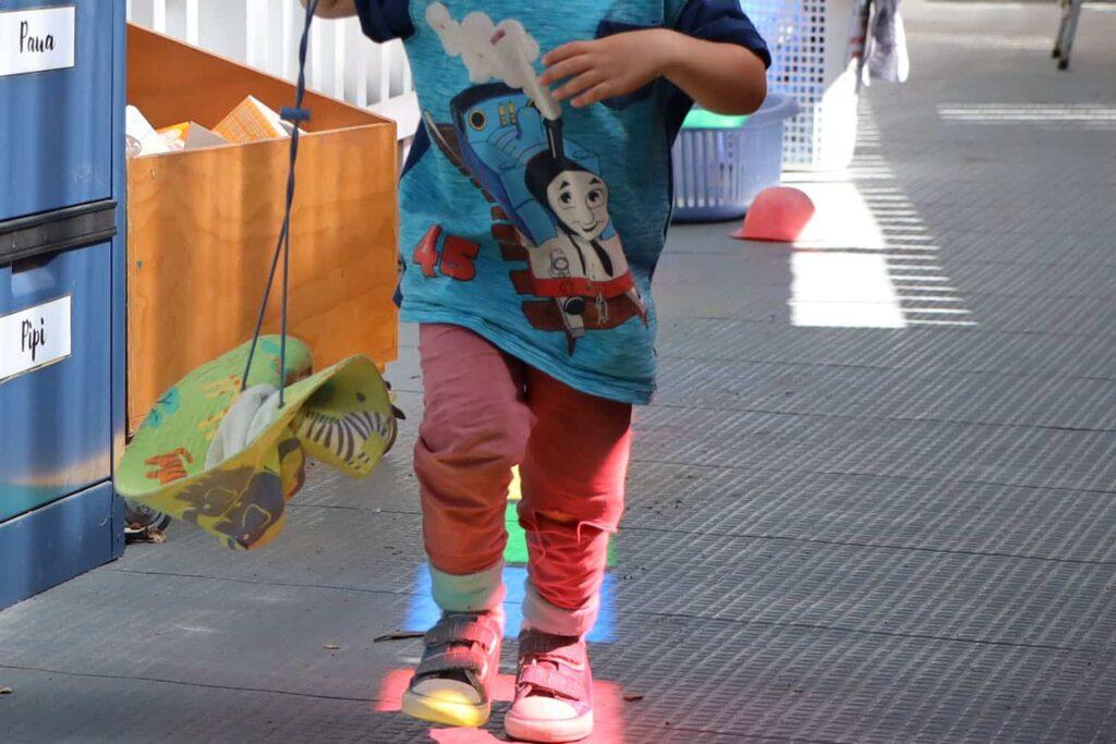 Colours Happy Child
