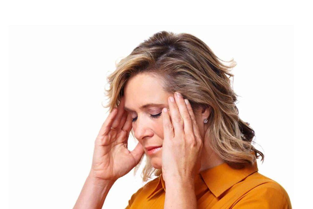 stress headache adult