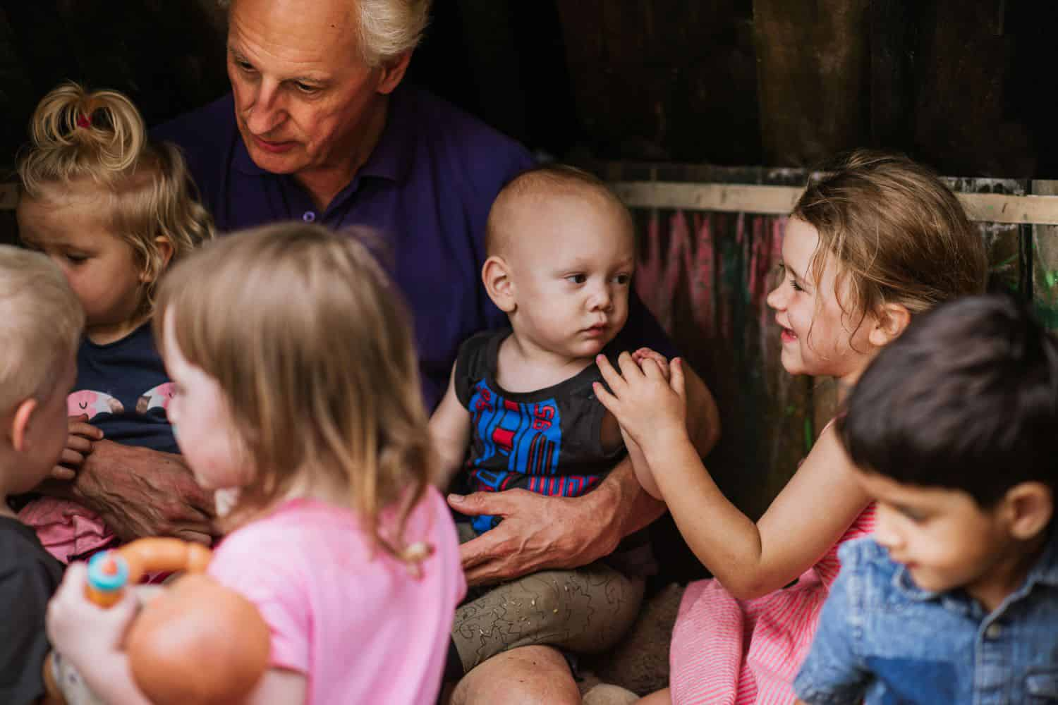 care and protection of multi-aged children
