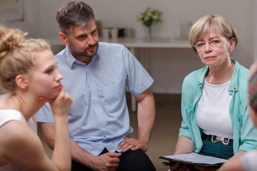 teacher support and teachers meeting