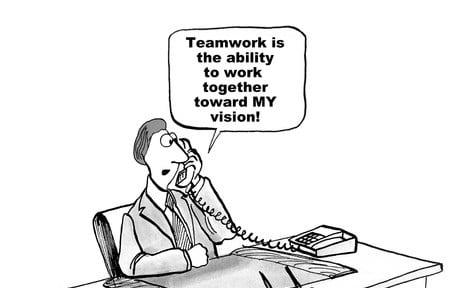 team work democracy