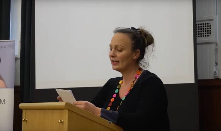 ECE Teacher Pay Meeting - Guest speaker Bethany