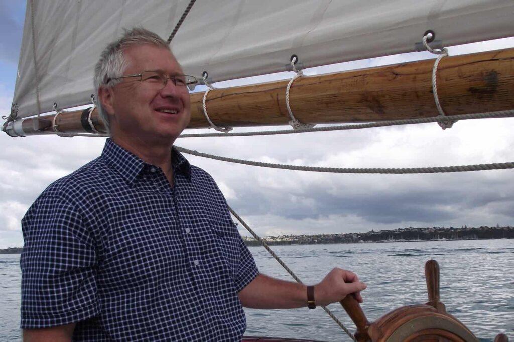 David Haynes NZ profile pic Office of ECE