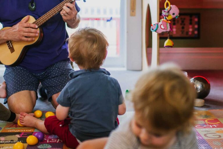 About Working in Early Childhood Education